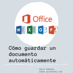 Office como guardar un documento